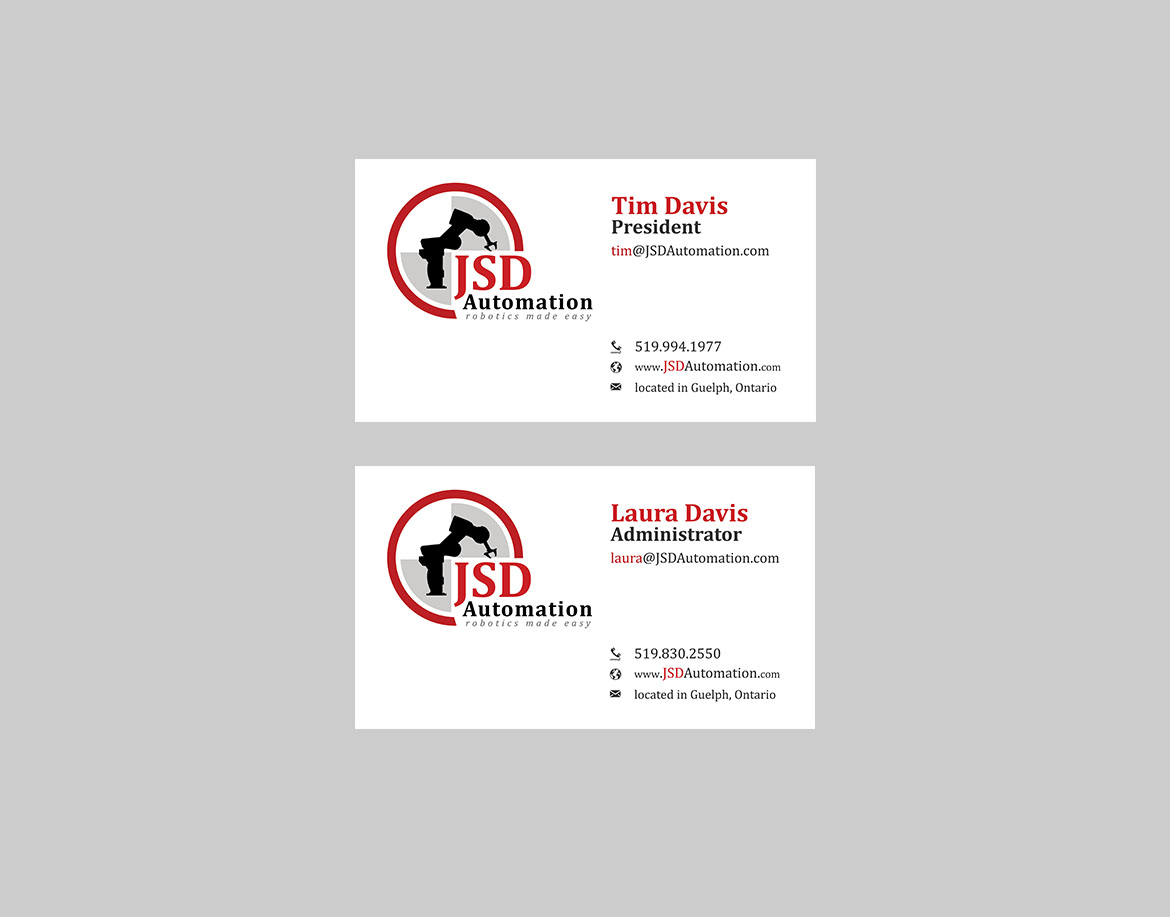 Design gallery category branded items sky machine creative jsd automation business cards reheart Images